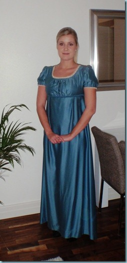 Austenised: My Regency Ball Gown