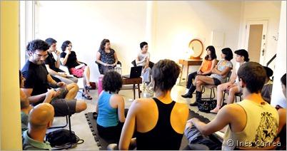 OXIGÊNIO - Terceiro encontro: 03/11 – tema: a divulgação da danç