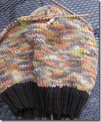 Skirty & scrappy hat 087