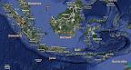 Danau Toba (Lac Toba), Sumatra, Indonésie