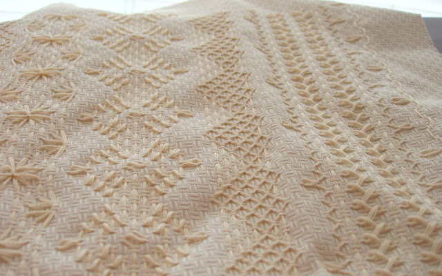 Swedish Weavinghuck Embroidery Embroidery For Ducks