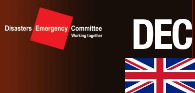 click to go to the Disasters Emergency Committee website