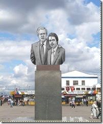 estatua terminada