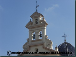 Campanario Basilica de Lledó