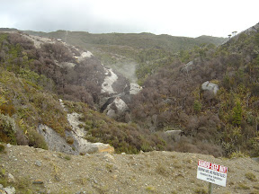 New Zealand coal mine