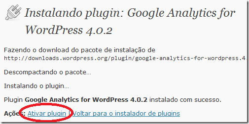 ativar-plugin-WP-analytics