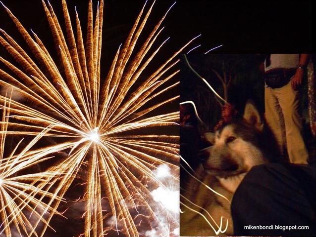 2010-08-15 Boulogne fireworks