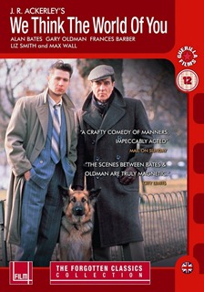 We Think the World of You DVD
