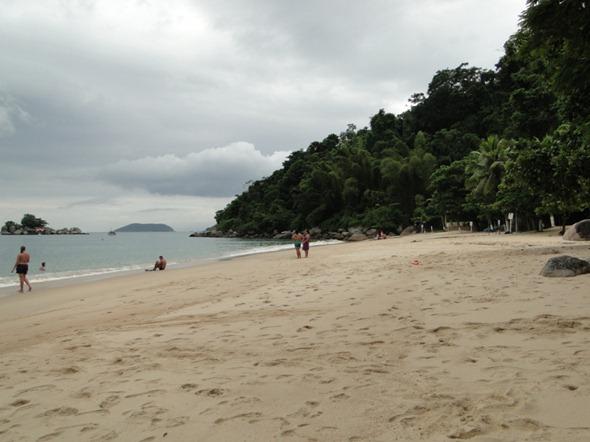 Praia Vermelha ou da Lula?