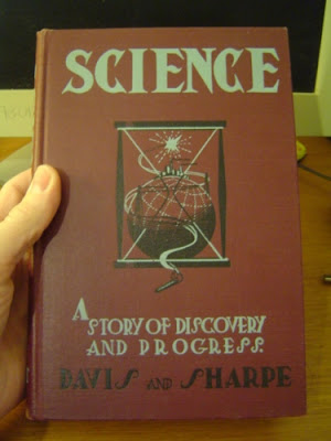 book, science