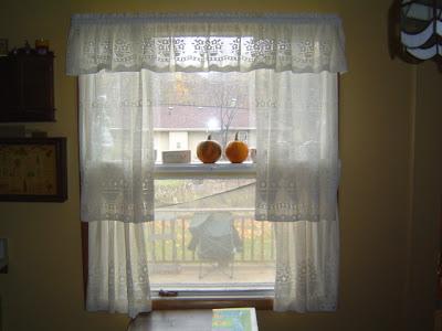 image of dining room window