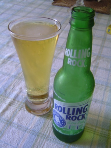 image of Rolling Rock beer