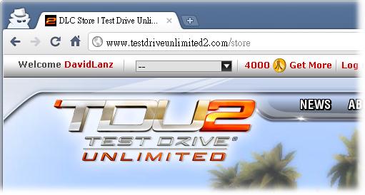 Tdu2 casino online code
