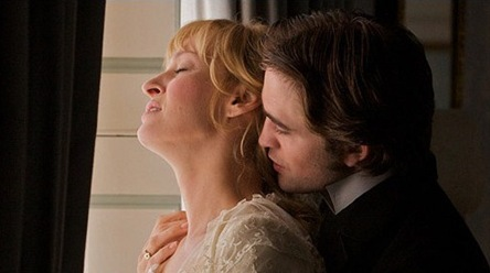 Bel Ami - Robert Patinsson y Uma Thurman
