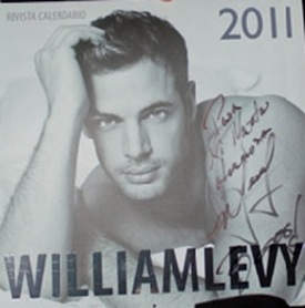 CALENDARIO WILLIAM LEVY