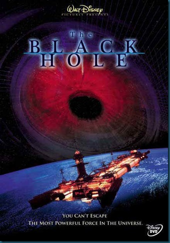 the black hole dvd cover