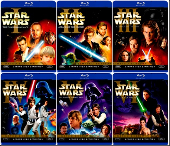 SW Blu Ray