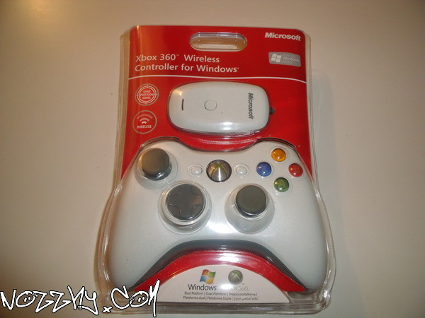 TEST : Xbox 360 Wireless Controller for Windows