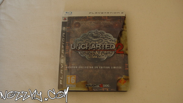 ACHAT : Uncharted 2 : Among Thieves Collector sur PS3