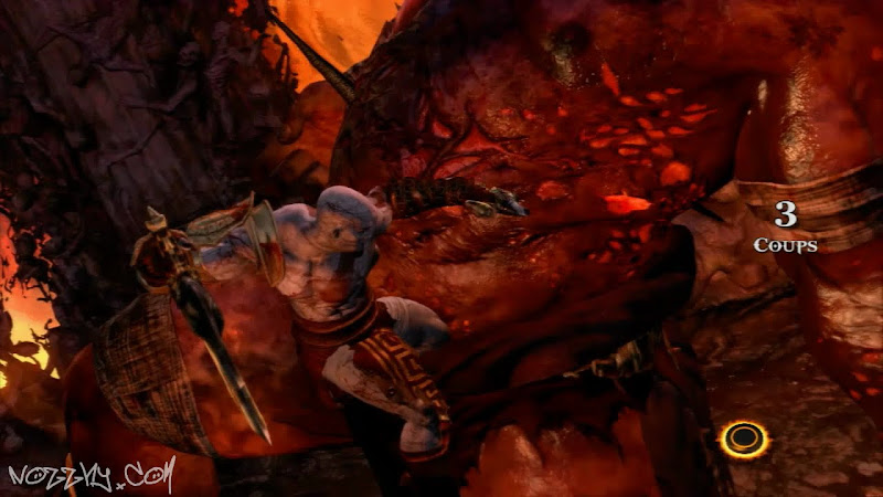 VIDÉO TEST : God of War III