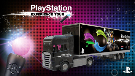 Playstation Experience Tour