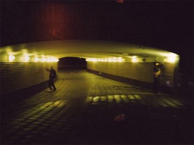 stationstunneln