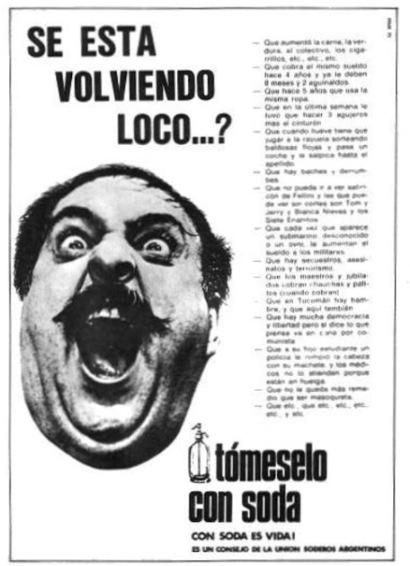 Publicidad Soda