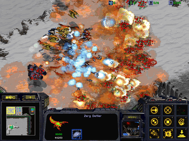 Download StarCraft Map: Block The Ice Gate, Block the Gate
