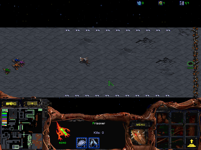 Download StarCraft Map: Jail Break X