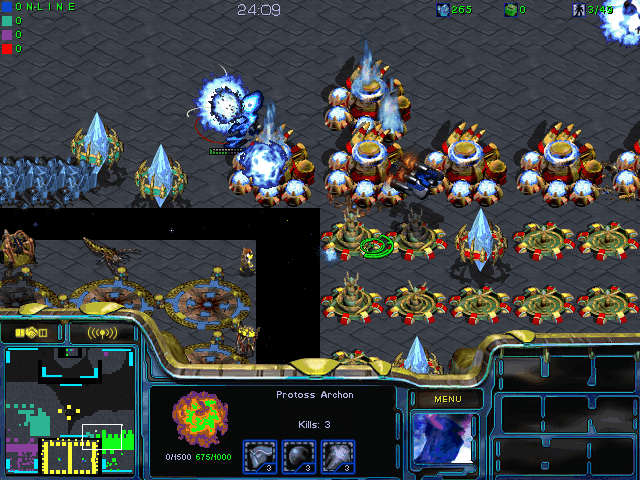 Download StarCraft Map: Archon Tag