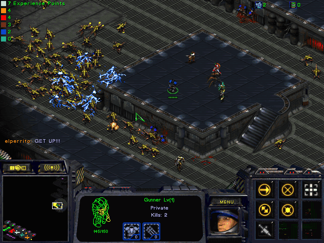 Download StarCraft Map: Nightmare RPG