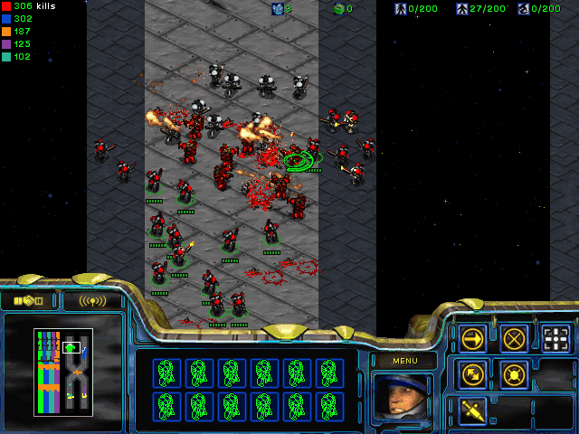Download StarCraft Map: Level Defense