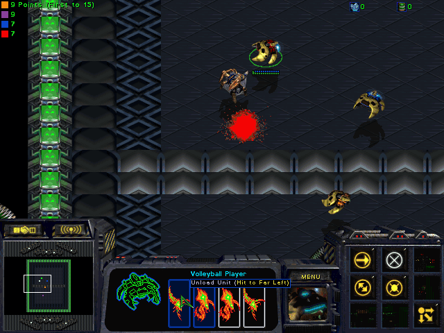 Download StarCraft Map: Devilesk's Volleyball