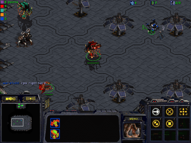 Download StarCraft Map: Rock Paper Scissors