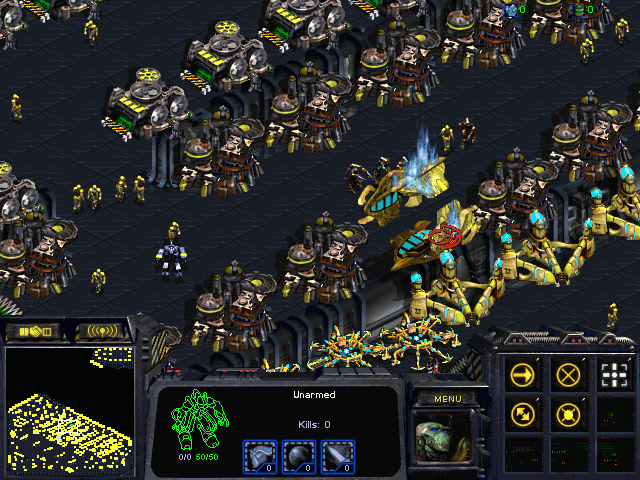 Download StarCraft Map: Grocery Store Wars