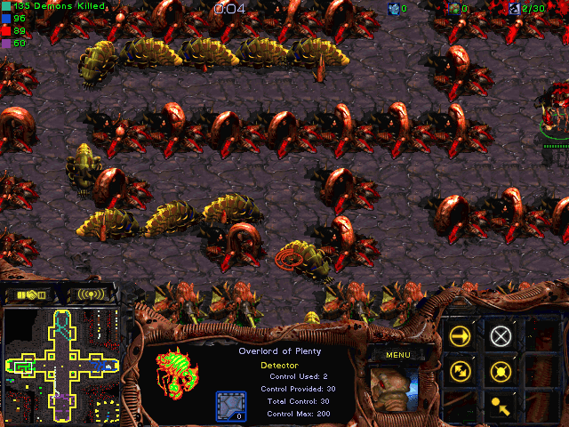 Download StarCraft Map: Sunken D 4 Way X-Pert