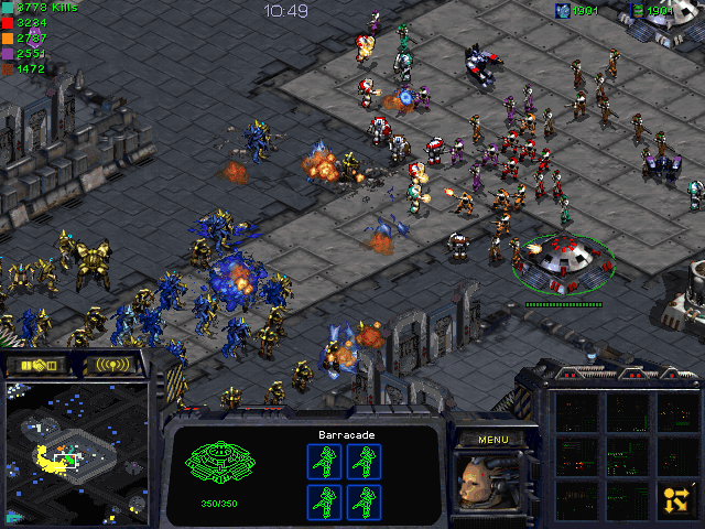 Download StarCraft Map: Resident Evil Raccoon City, Racoon City
