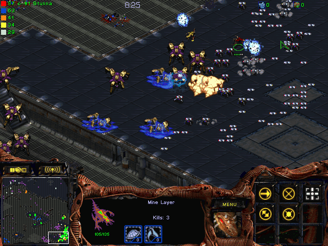 Download StarCraft Map: SpidaMines Pro