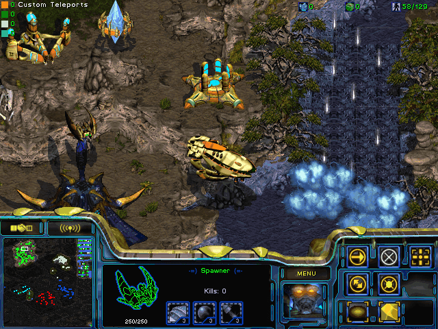 Download StarCraft Map: Lathirion RP