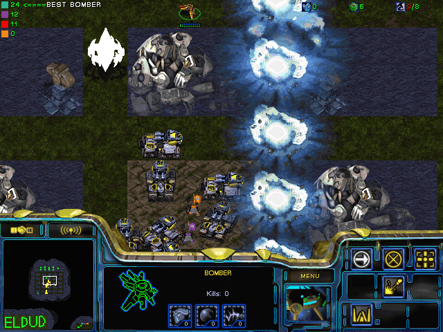 Download StarCraft Map: Bomber Probe SC, BomberProbe SC, Bomberman, Bomber Man