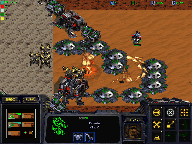 Download StarCraft Map: AI Splash Defense, AI Splash Defence