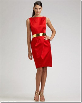 Michael-Kors-Belted-Tulip-Sheath-Dress