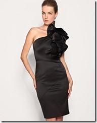 KM frill dress 180