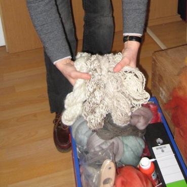Ingrid packt