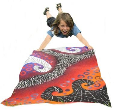 Fabian und der fliegende Teppich 1