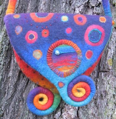 Regenbogentasche 6