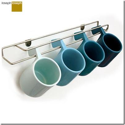 Joseph Joseph Blue Hanging Mugs
