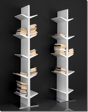 Cactus bookcase by Compar