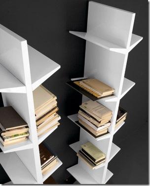 Cactus bookcase by Compar2