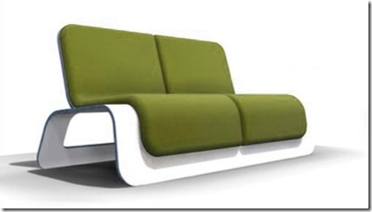 slim sofa bendo, atomare